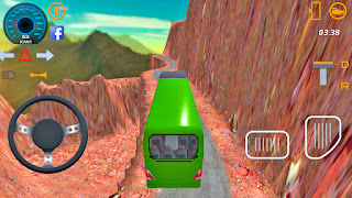 Bus Hill Climbing Simulator - APK Download | Bus Wala Game | Gadi Wala Game