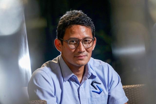Sandiaga Uno Beberkan Alasannya Rela Habiskan Uang Hingga Rp1 T untuk Modal Masuk Politik