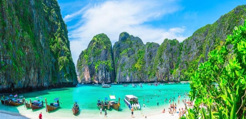 balayı için egzotik adalar phuket adası