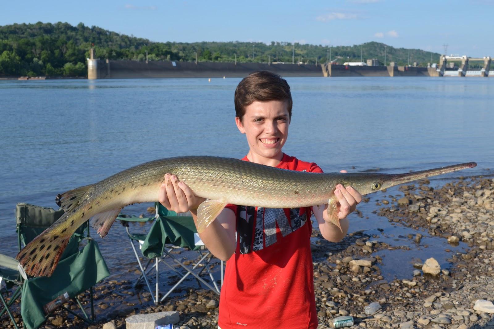 Canoeing in ohio for Fishing in ohio