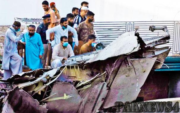 China expresses grief over Pakistan plane crash