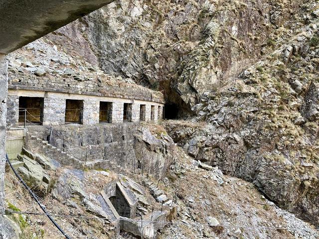Sentiero del Tracciolino in Valchiavenna