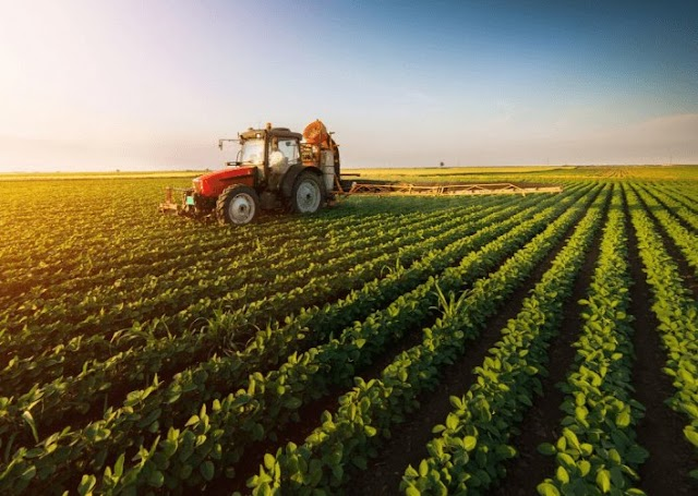 WHY IS AGRICULTURE THE DRIVING FORCE OF MANKIND?