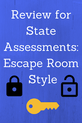 math escape room