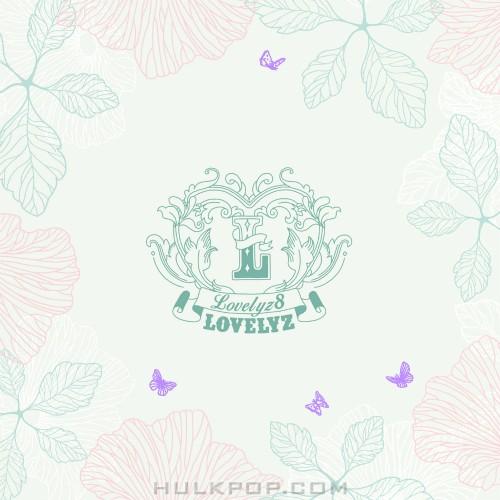 LOVELYZ – Lovelyz8 – EP (WAV + ITUNES PLUS AAC M4A)