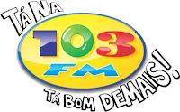 Rádio 103 FM 103,1 de Aracaju SE