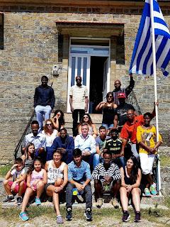 Τα σταφύλια της οργής ένωσαν Αφρικανούς και ντόπιους στη Σκουληκαριά Άρτας