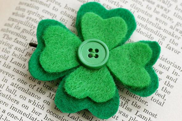 Saint Patricks Crafts