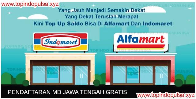 Distributor Agen Pulsa Murah Topindo Jawa Tengah Jateng