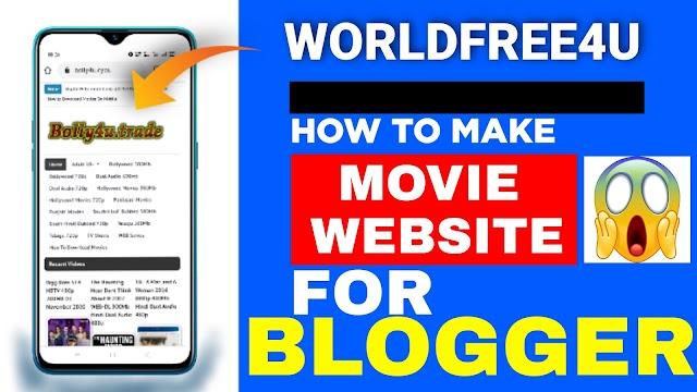 Worldfree4u 2020 - Illegal HD Movies Download Website