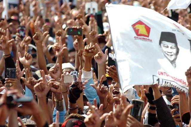 Prabowo Tidak akan Ditinggal Pendukung Sekalipun Gabung ke Pemerintah