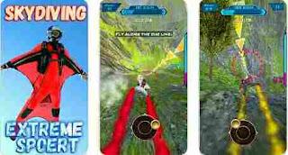 Game Skydive Olahraga Ekstrim: Skydive 3D
