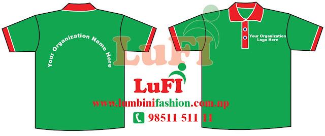 T-Shirt Nepal Make Kathmandu Organization TShirt Nepali Garment TShirt Nepal