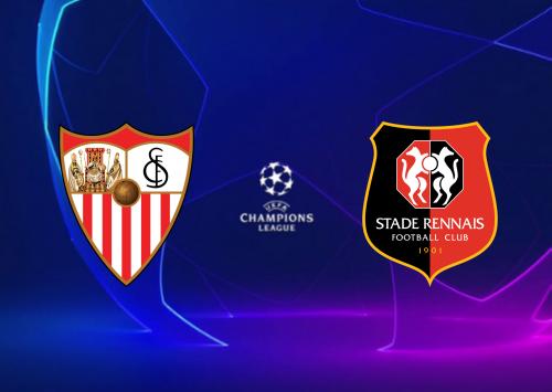 Sevilla vs Rennes -Highlights 28 October 2020
