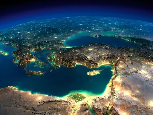 Φιλοδοξίες και ισορροπίες στην Ανατολική Μεσόγειο