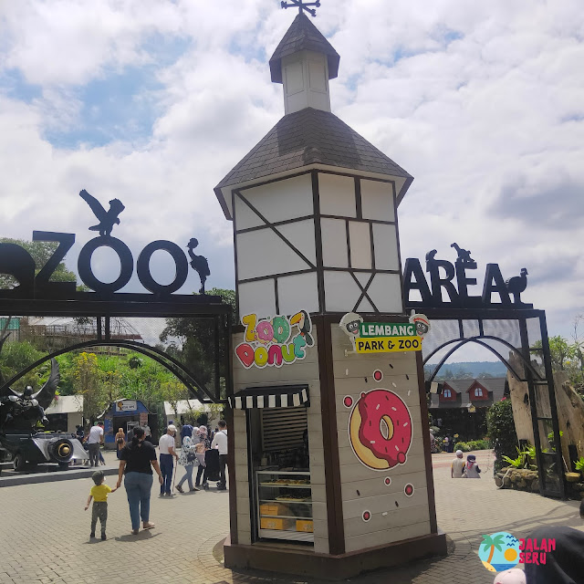 Lembang Park And Zoo Tempat Wisata Baru Di Bandung