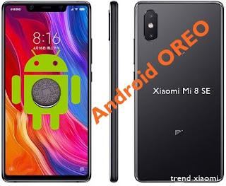 Tidak terasa bahwa operating system yang sekarang merajai smartphone yakni Android pada tahun Smartphone Xiaomi Android 8 Oreo