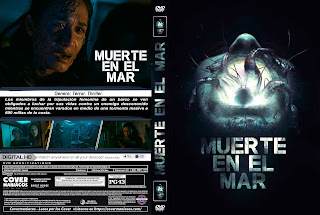 MUERTE EN EL MAR – DEAD IN THE WATER – 2018 [COVER – DVD]