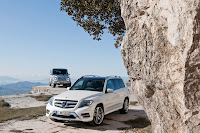 New 2012 Mercedes Benz GLK X204 Life Cycle Impulse Original High Resolution Image
