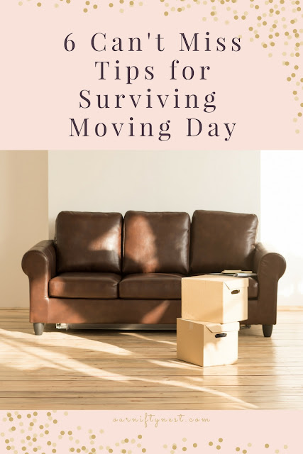 6 can't miss tips for surviving moving day