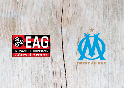 Guingamp vs Marseille  - Highlights 20 April 2019