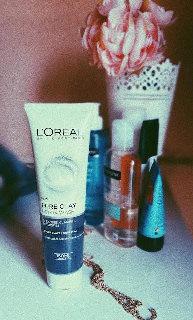 L'ORÉAL Pure Clay Detox Wash Review