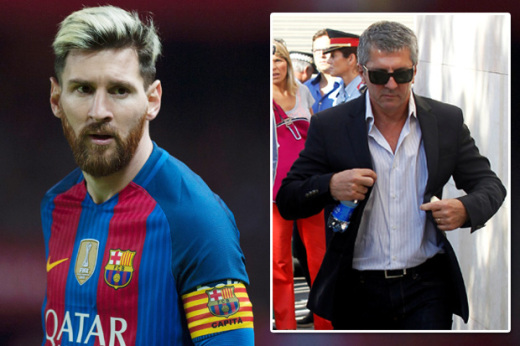 """Messi May Remain In Barcelona"", His Father Says After Meeting With Club"