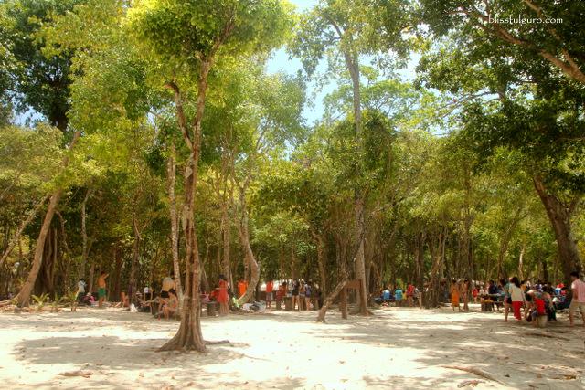 Koh Rok Island Thailand
