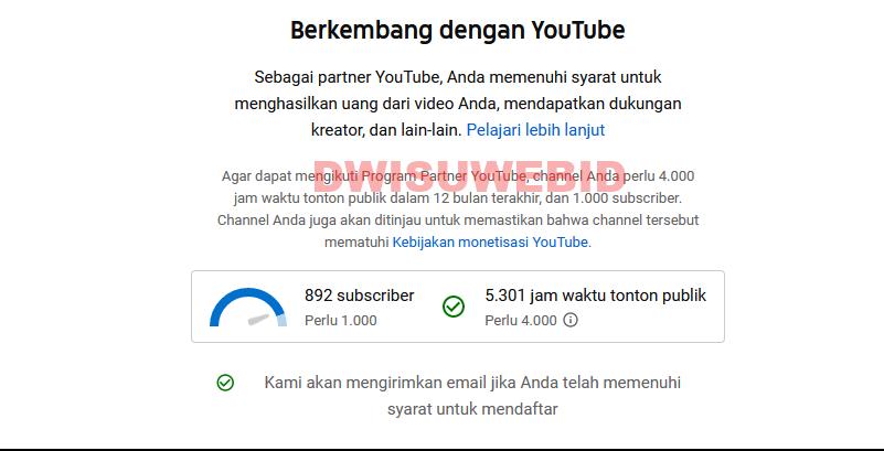 Eksperimen Youtube