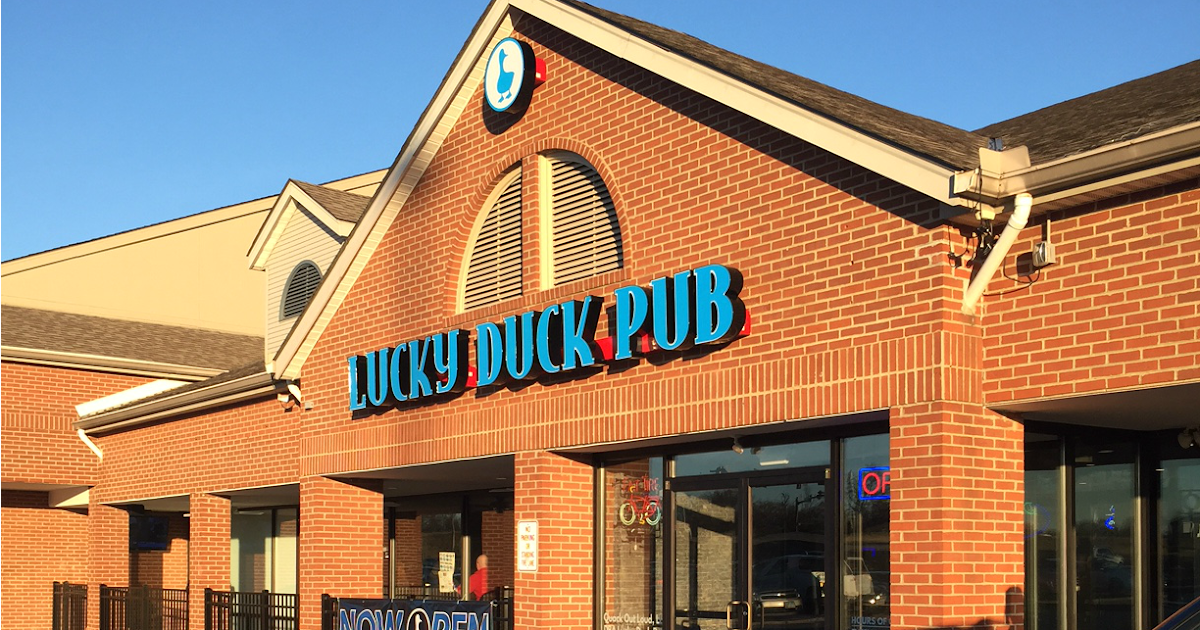 lucky duck restaurant in taylor texas