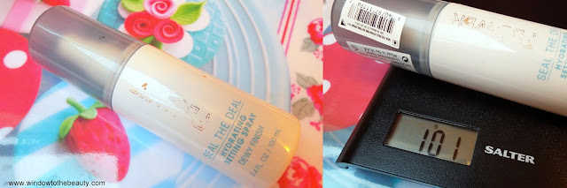 Flower Beauty Seal The Deal Hydrating Setting Spray Dewy Finish