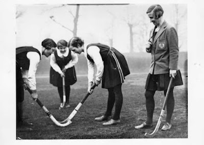 Image result for women's hockey 1930