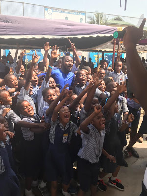 Funny Face Begins Nationwide Educational Tour