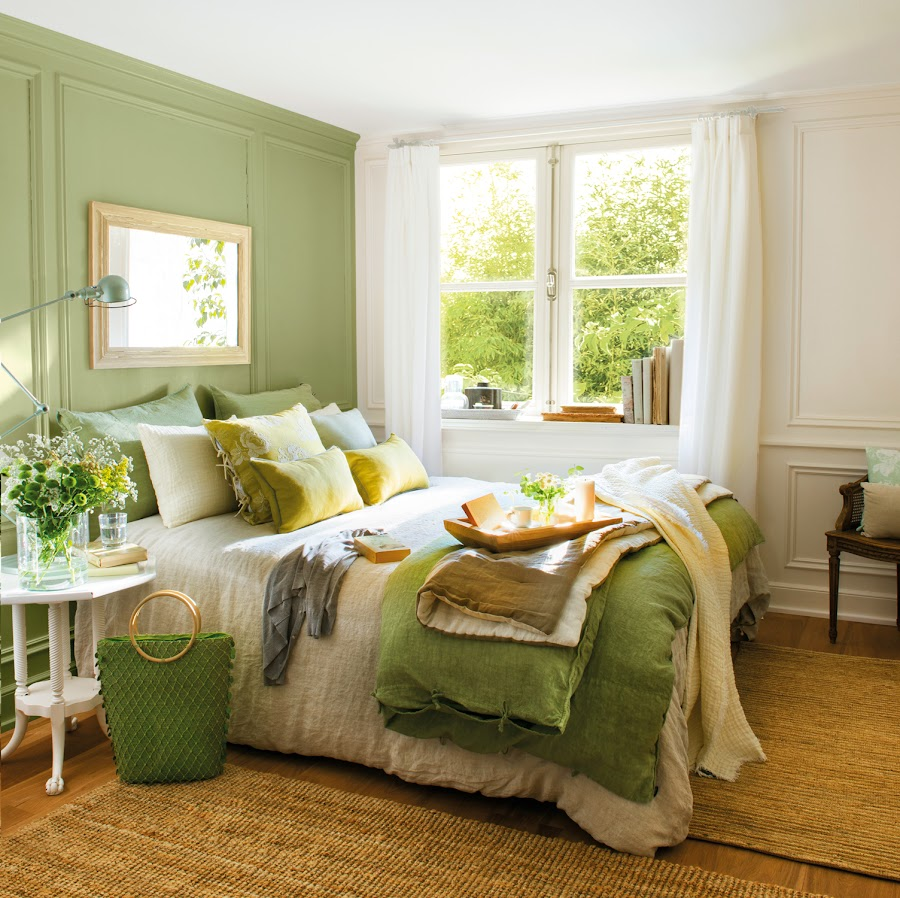 Llena tu hogar de tejidos primaverales
