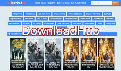 DownloadHub: