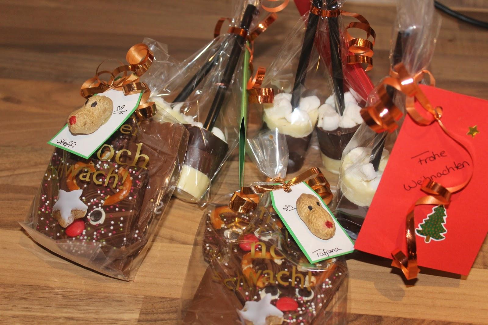 Theresas Backstube: Weihnachtsgeschenke