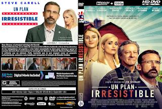 CARATULAUN PLAN IRRESISTIBLE - IRRESISTIBLE - 2020