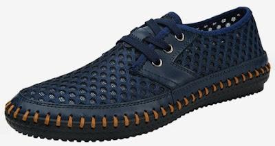 Mohem Men's Poseidon Walking Shoes