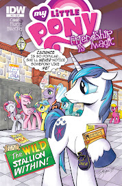 MLP Friendship is Magic #12 Comic