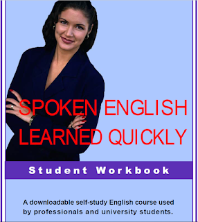 Spoken English Learned Quickly Student Workbook
