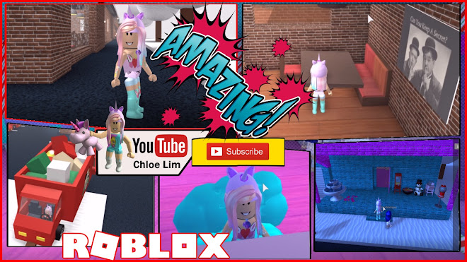 Chloe Tuber Roblox Work At A Pizza Place Gameplay Secret