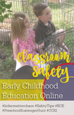Classroom Safety Tips for Children in Early Education