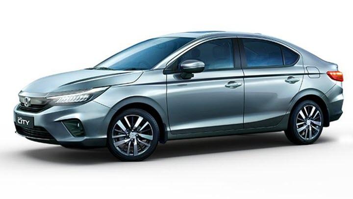 Lộ phiên bản Honda City 2021 'xịn' nhất từ trước đến nay