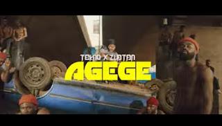 VIDEO | Tekno & Zlatan – Agege mp4 | Download