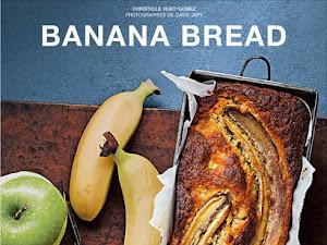 Banana bread ~ Le livre !