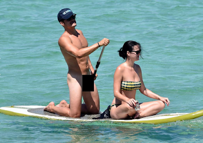 Orlando Bloom Is V. Chill About His Extremely Nude
