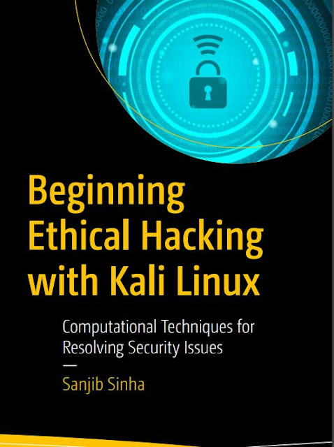 Beginning Ethical Hacking with Kali