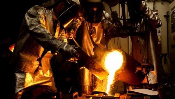 Metal Production (Produksi Logam)