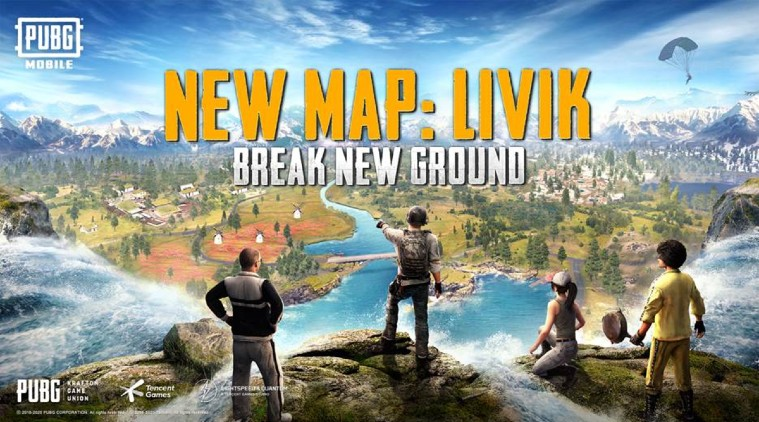 PUBG Mobile 0.19.0 Update with New Map: Livik