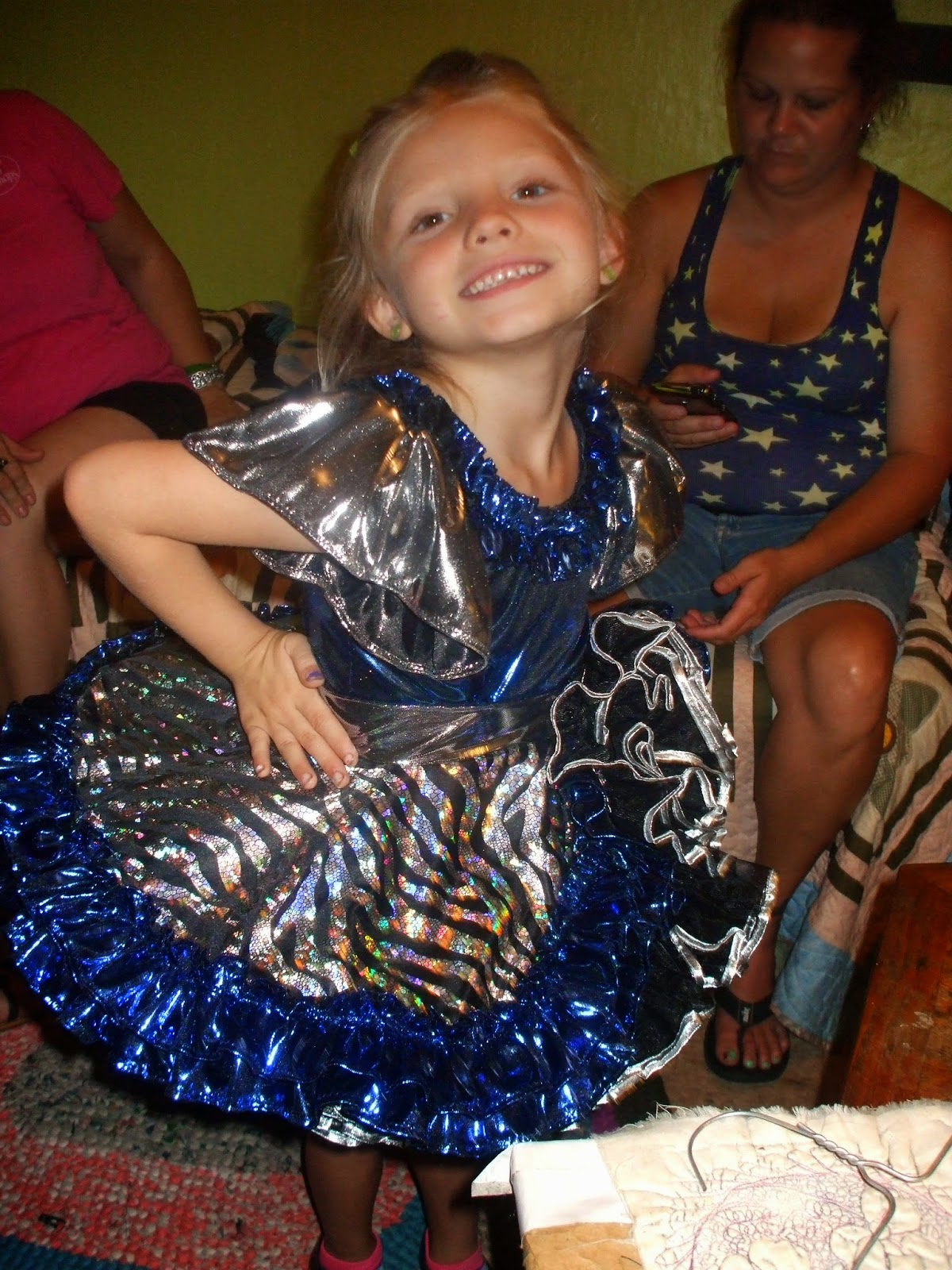 Quilts And Art By Cheryl Dresses I Made For Silver Spur